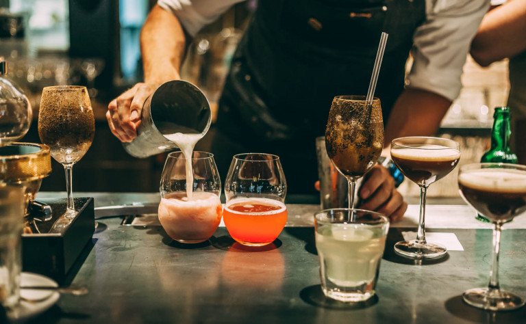 Cocktail class