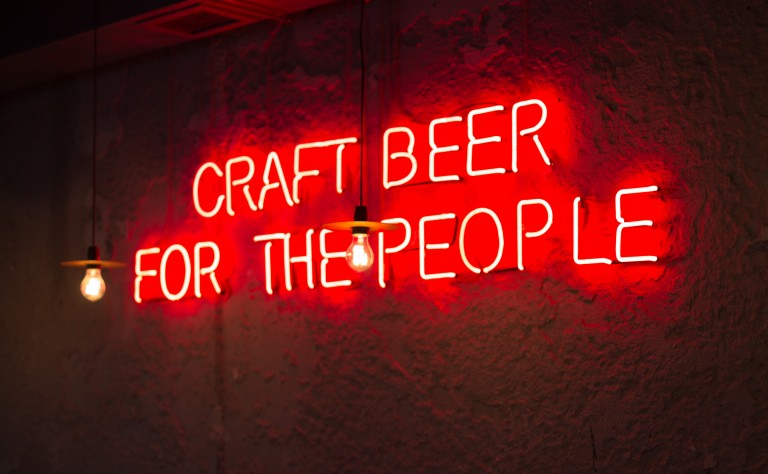 craft for the beer