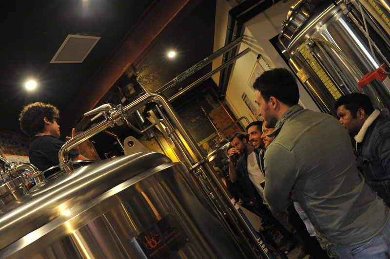 Clifton Hill 4 Brewery Tour